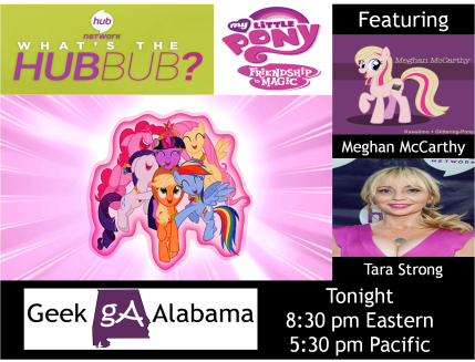 My Little Pony What's The Hubbub