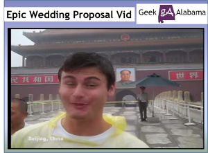 The Most Epic Wedding Proposal Video You Will Ever See