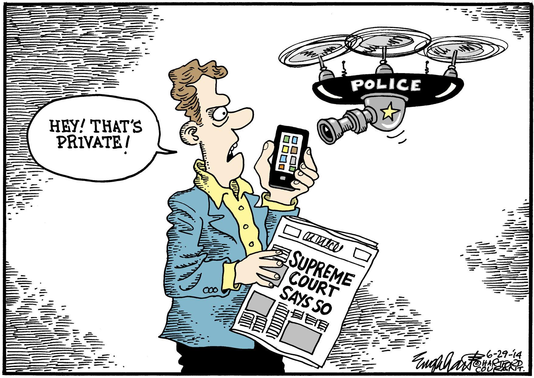 Animation Monday: Supreme Court Political Cartoons 2014