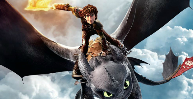 Animation Monday: How To Train Your Dragon 2