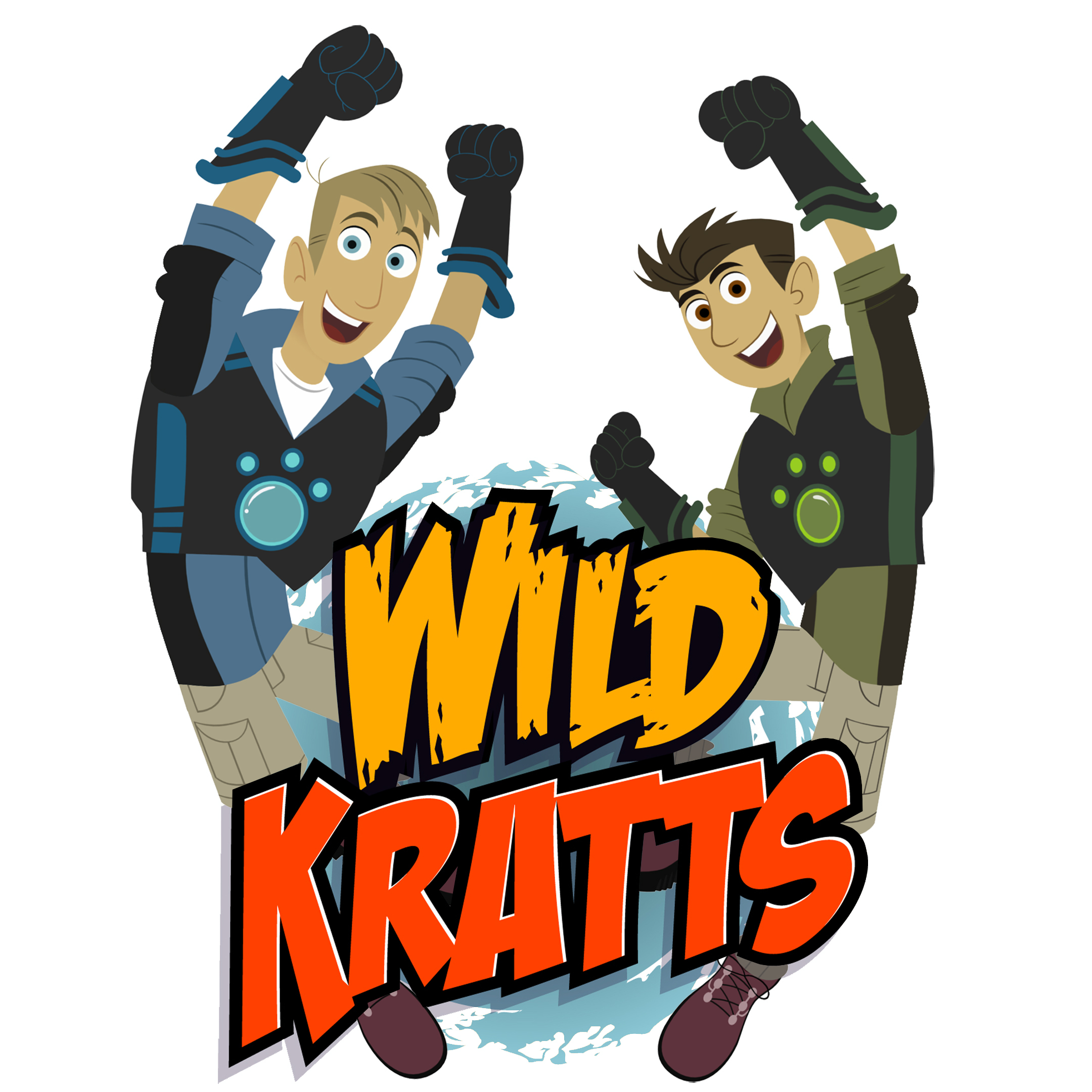 Animation Monday: The 7D / Wild Kratts