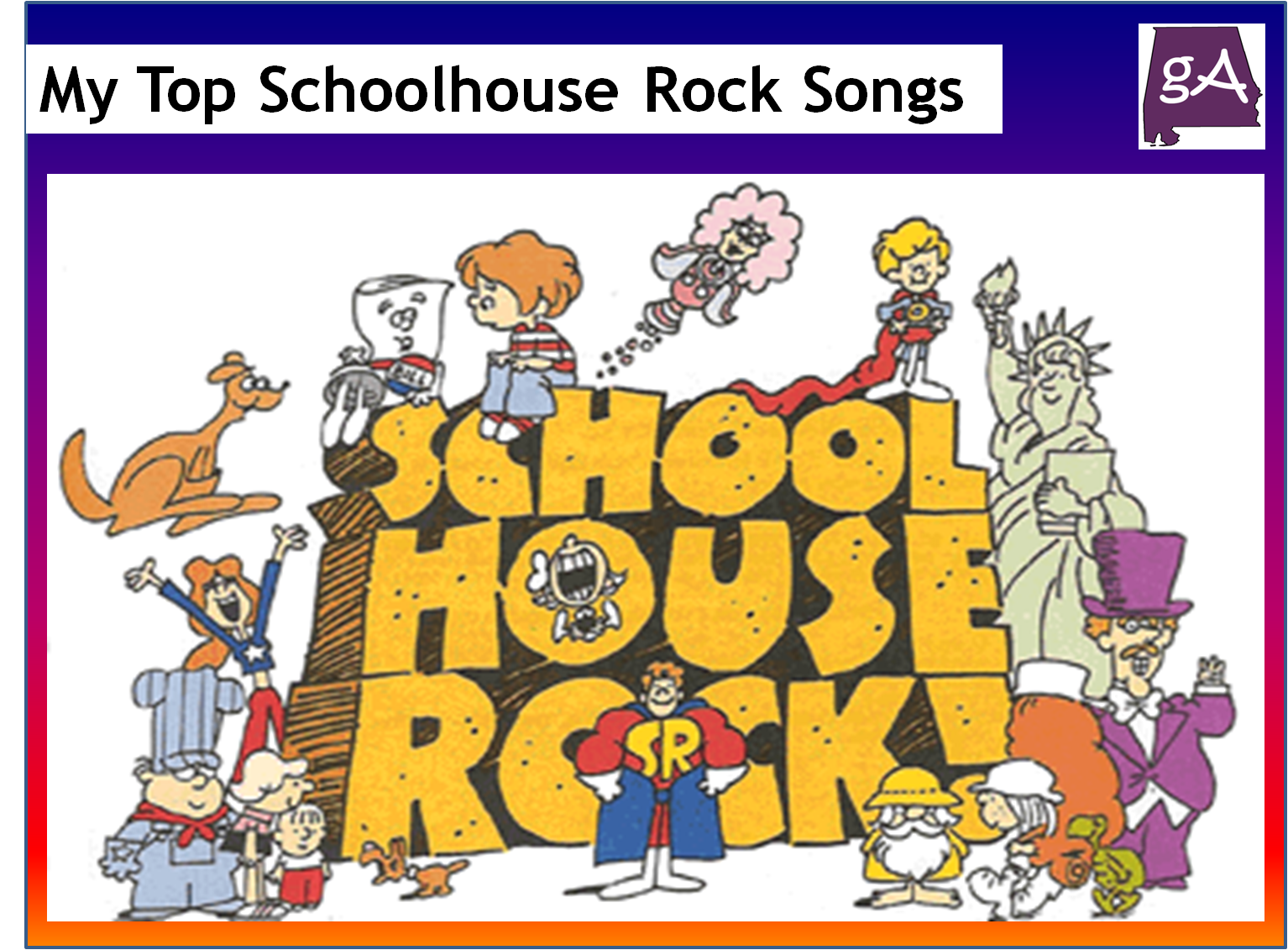 Uncategorized Schoolhouse Rock Adverb my top schoolhouse rock songs plus celebrate with an abc special picture1sfvfvwe