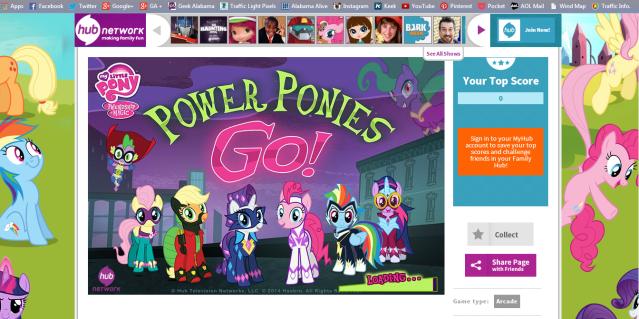 power ponies 1