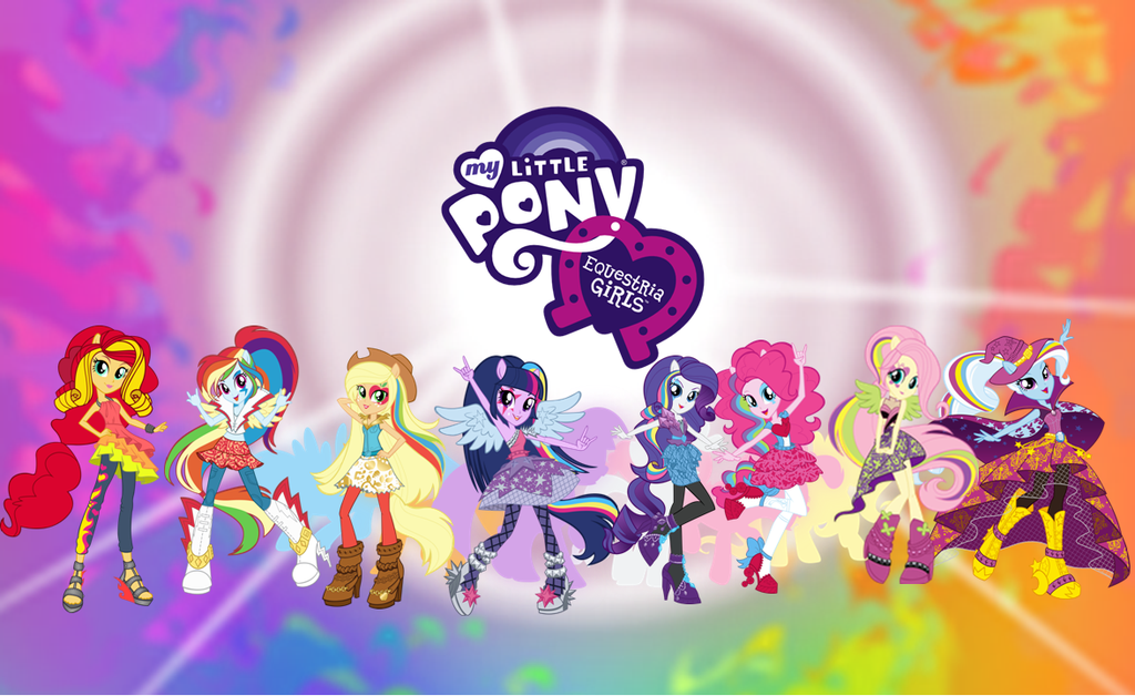 Animation Monday: My Little Pony: Equestria Girls: Rainbow ...