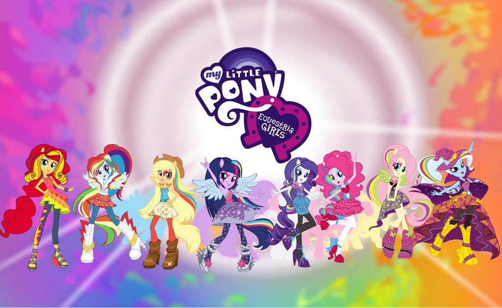 Animation Monday: My Little Pony: Equestria Girls: Rainbow Rocks