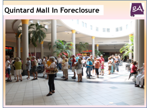 The Quintard Mall Is In Foreclosure, Three Ways To Get Back On Track