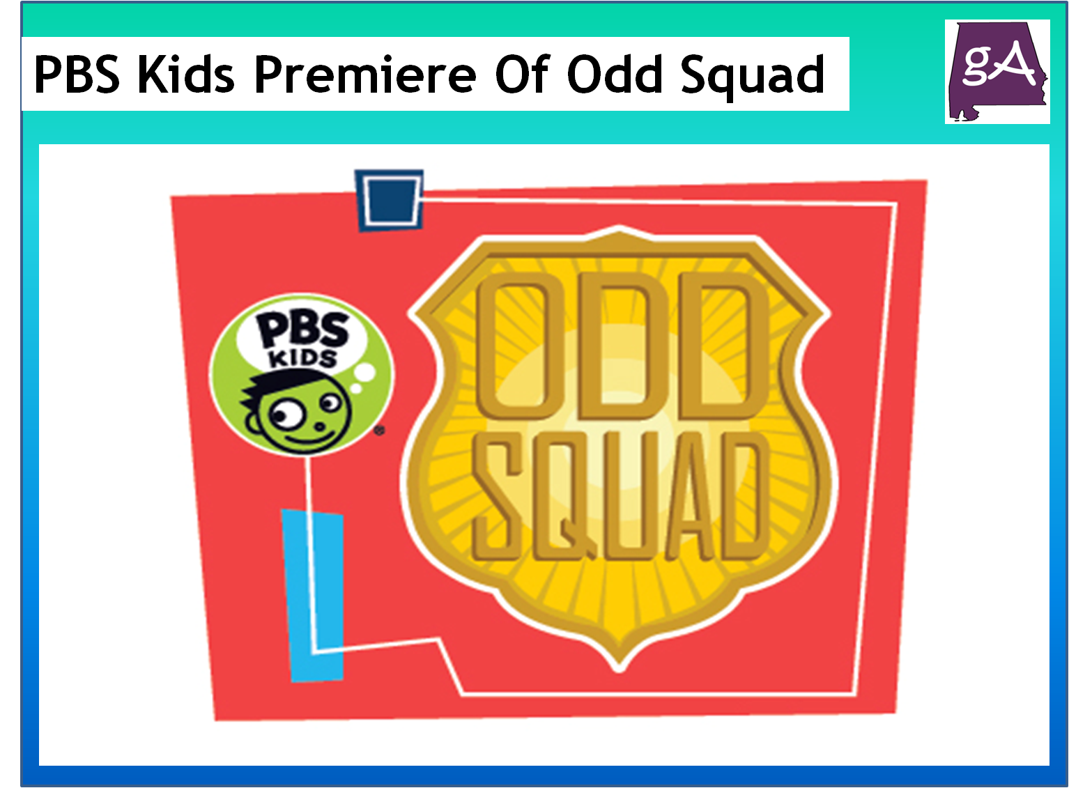 Catch the pbs kids premiere of odd squad this wednesday geek alabama