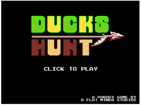 Ducks Hunt 1
