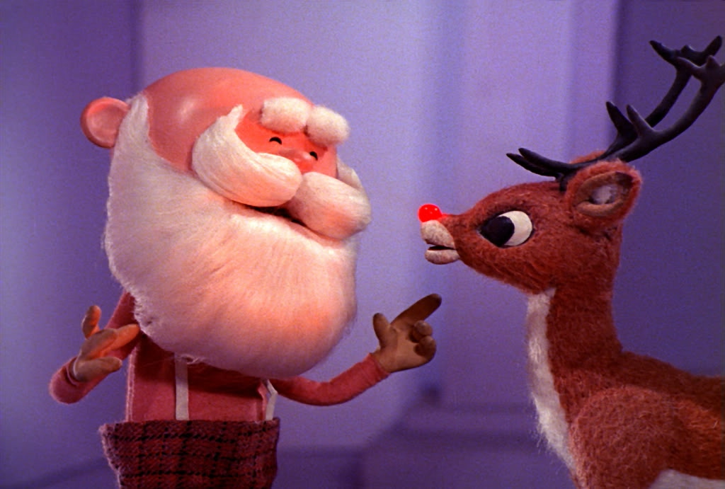 Animation Monday: Rudolph The Red Nosed Reindeer 50th ...