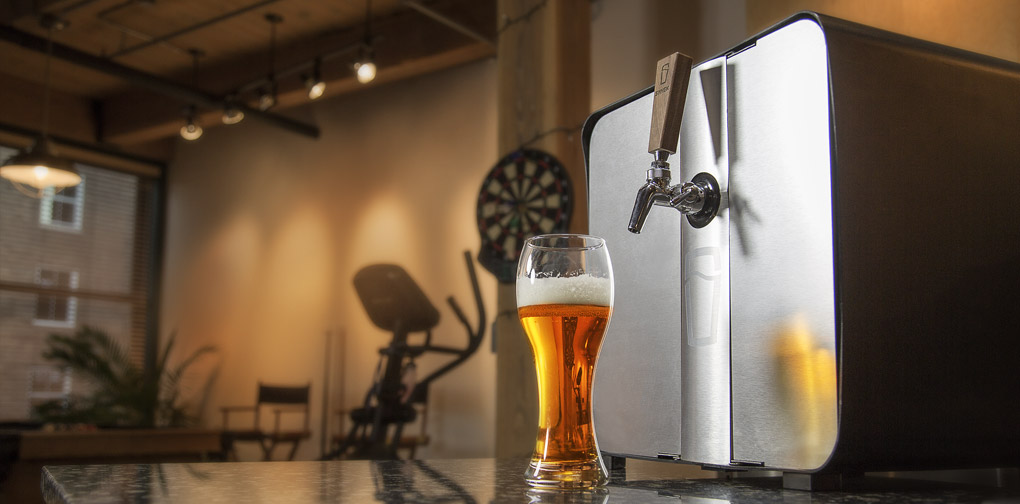 Learn More And Purchase The Synek Countertop Beer