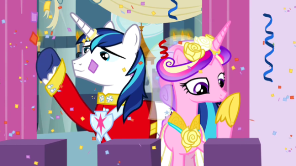 Princess_Cadance_and_Shining_Armor_on_balcony_S2E26