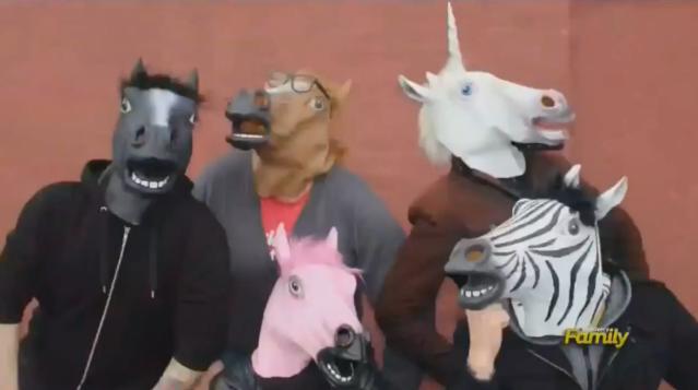 pony 12