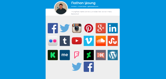 how to keep track of all your social media accounts