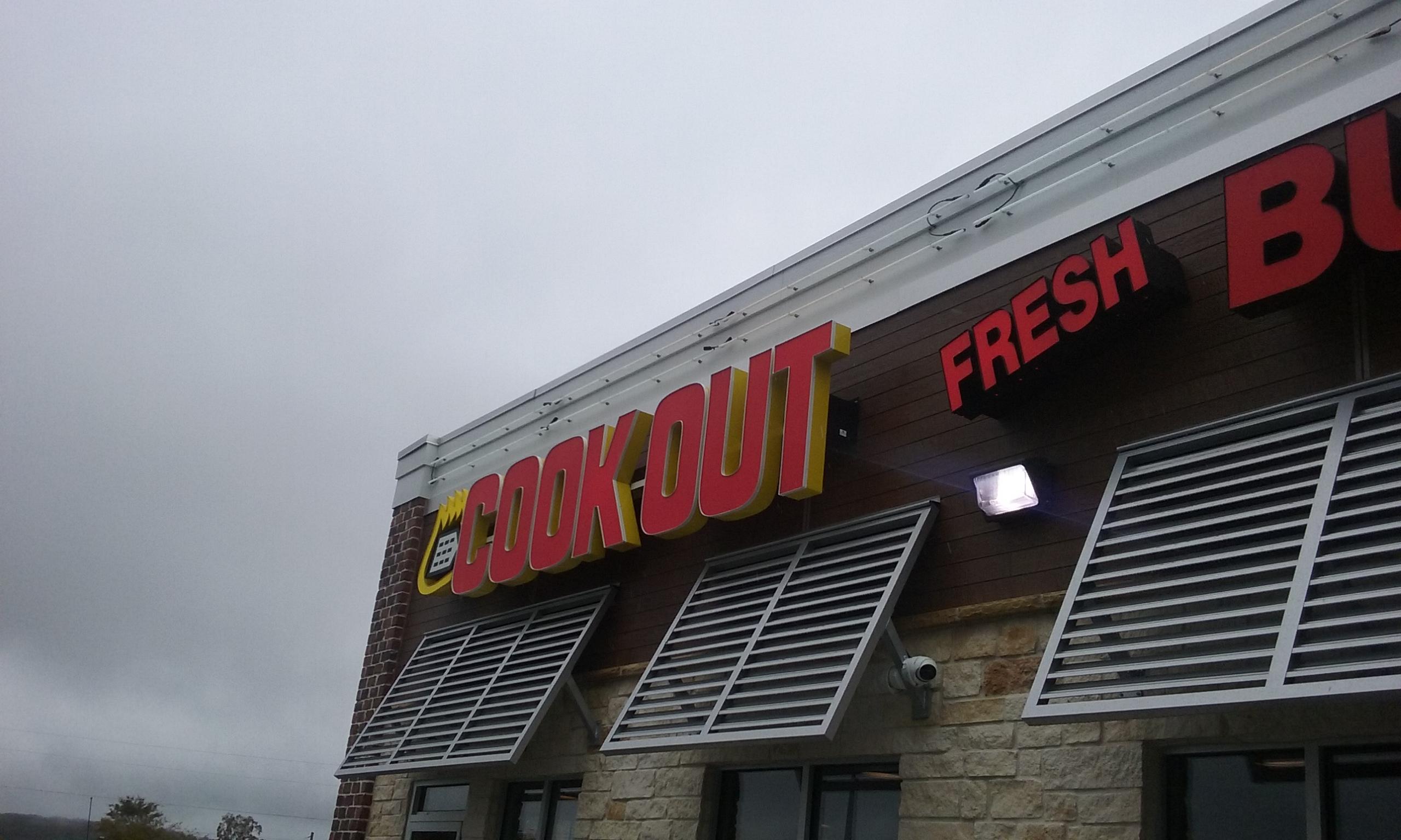 Business Review Cook Out Restaurants Geek Alabama