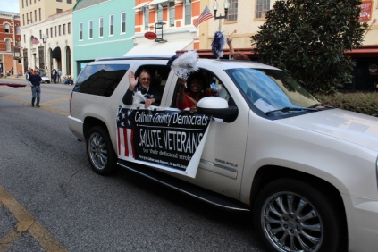Anniston Veterans Day Parade '17 (1)