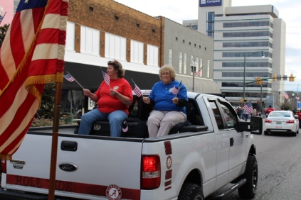 Anniston Veterans Day Parade '17 (141)