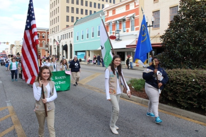 Anniston Veterans Day Parade '17 (152)