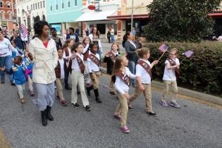 Anniston Veterans Day Parade '17 (154)