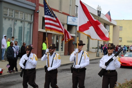 Anniston Veterans Day Parade '17 (20)
