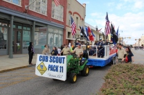 Anniston Veterans Day Parade '17 (63)