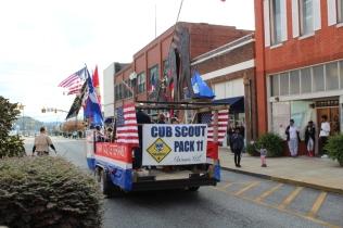 Anniston Veterans Day Parade '17 (65)