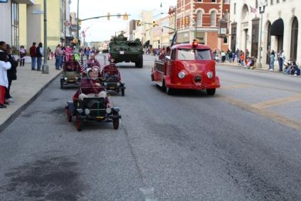 Anniston Veterans Day Parade '17 (9)
