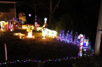 Gaddy's Light Display '17 (3)