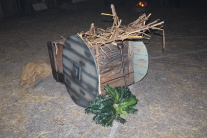 Greenbrier Road Nativity (1)