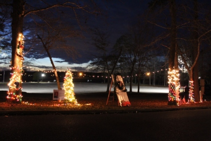 Pell City Lakeside Park Christmas '17 (1)
