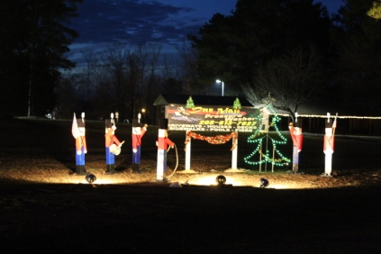 Pell City Lakeside Park Christmas '17 (42)