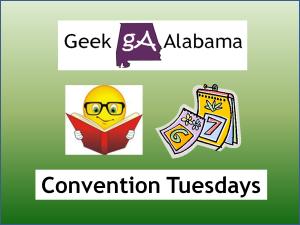 Convention Tuesdays: SouthEast LeatherFest, Galactic Fan