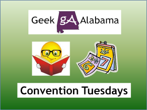 Convention Tuesdays: ConNooga, Kami-Con, Pensacon, 2019
