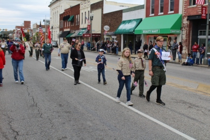 Anniston Veterans Day Parade 2018 (12)
