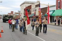 Anniston Veterans Day Parade 2018 (13)