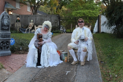 Halloween On Glenwood Terrace 2018 (141)
