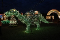 Gilley's Christmas Lights 2018 (2)