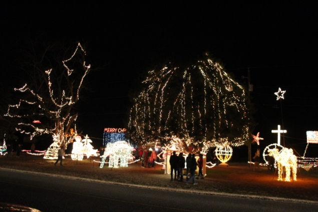 Gilley's Christmas Lights 2018 (45)