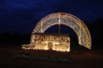 Gilley's Christmas Lights 2018 (5)