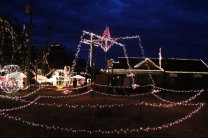 Gilley's Christmas Lights 2018 (7)