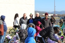 Kiwanis & Martin's Bicycle Giveaway (13)