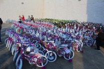 Kiwanis & Martin's Bicycle Giveaway (14)