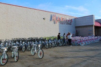 Kiwanis & Martin's Bicycle Giveaway (15)