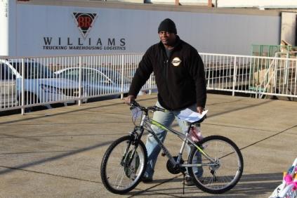 Kiwanis & Martin's Bicycle Giveaway (23)
