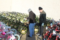 Kiwanis & Martin's Bicycle Giveaway (24)