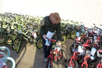 Kiwanis & Martin's Bicycle Giveaway (25)