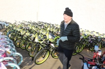 Kiwanis & Martin's Bicycle Giveaway (27)