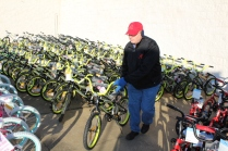 Kiwanis & Martin's Bicycle Giveaway (28)