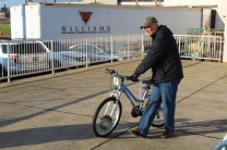 Kiwanis & Martin's Bicycle Giveaway (29)
