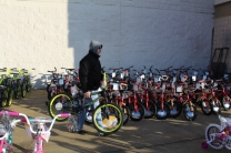 Kiwanis & Martin's Bicycle Giveaway (30)