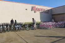 Kiwanis & Martin's Bicycle Giveaway (36)